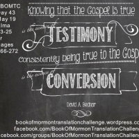 "#BOMTC Day 43, May 19~Alma 23-25 or Pages 266-272: ""Converted Unto The Lord"""