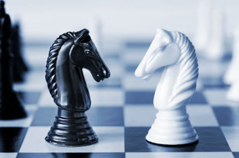 #BOMTC Day 13, April 19~2 Nephi 9 or (Pages 73-78) Chess Pieces