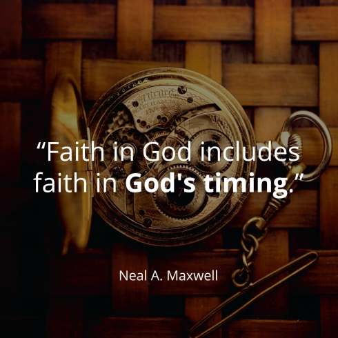 #BOMTC Day 64, June 9~Helaman 16-3 Nephi 2 or Pages 405-410 Faith in God's Timing