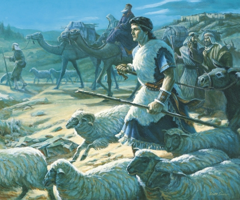 #BOMTC Day 1, April 7~1 Nephi 1-3 (or Pages 1-6) Lehi's Family Leaves Jerusalem